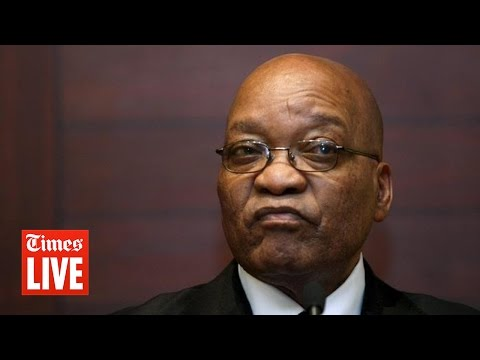 FULL STREAM: Parliament debates motion of no-confidence in Zuma