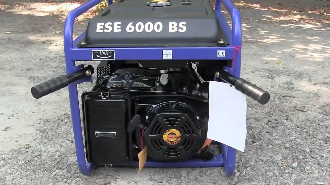 инструкция по эксплуатации бензогенератора endress d-7445 bempflingen