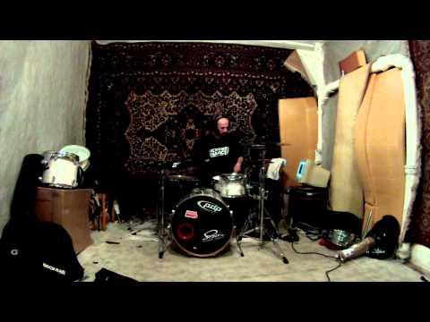 Kreyson není marné žít ,,, Boky drum cover