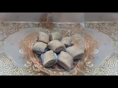 Gateau algerien el warka
