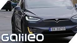 Sound-Design für Elektroautos - So klingen bald die neuen Autos | Galileo | ProSieben