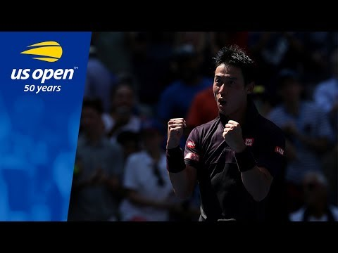 2018 US Open Quarterfinal Spot Booked for Kei Nishikori