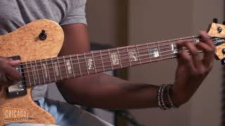 "Gambar cover Isaiah Sharkey plays D'angelo's ""Sugah Daddy"" on a Fodera Imperial Custom 