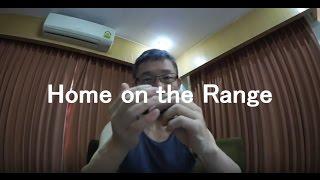 Home on the Range --- 10 holes harmonica ---