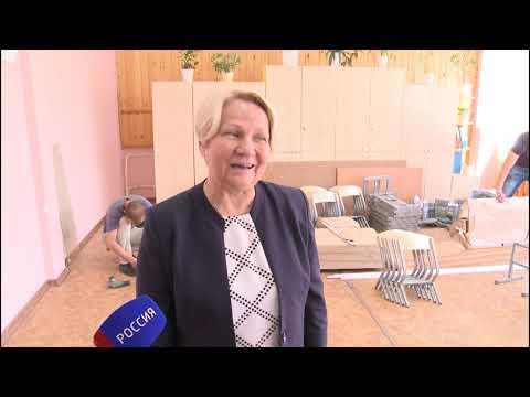 Новая мебель, интерактивные доски появились в 12 школах Вологды