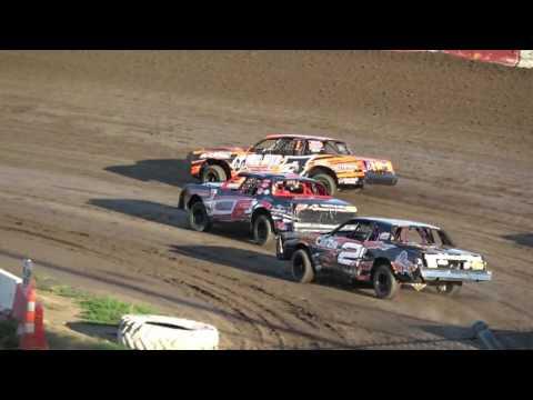Beatrice Speedway Hobby Heat #1 (6J Win) 6/23/2017