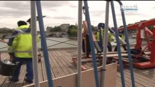 القفل الأخير يغلق جسر الحب – عنان زلزلي    1-6-2015