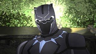 Black Panther   Marvel's Avengers: Secret Wars   Disney XD
