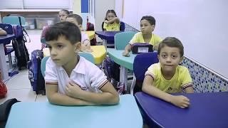 Primeiro dia de aula do 1º ano EF
