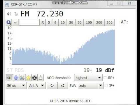 [Es] 72,23 -  Radio Mayak, Penza, Russia, 1327 km, ID at 0:37, 14th May, 2016