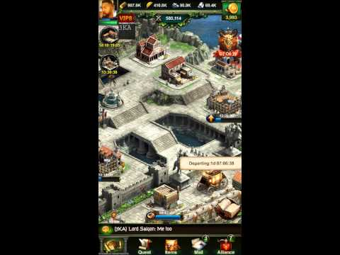Clash Of Kings - Skill Points