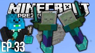 Minecraft: Preživljavanje #33 - VANZEMALJCI NAPADAJU !!!