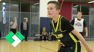 5 Basketball Games, How Many Shots Did Bryce Make? | Clintus.tv