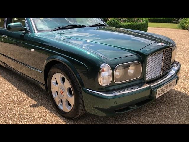 Lot 46 2000 Bentley Arnage Red Label