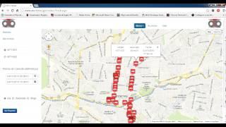 Monitoreo de Unidades GPS - Ubicacion en Web