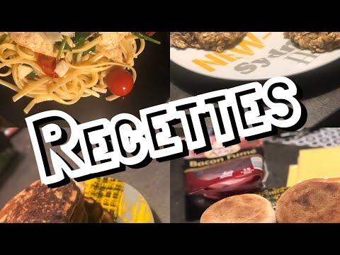 """🥗recettes-healthy:-«-4-recettes-saines-mais-gourmandes-😋"""""""