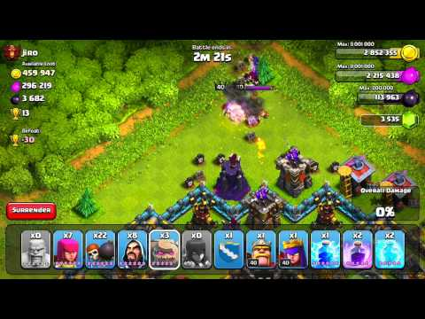 Clash of Clans - Supercell Q+A Wrap Up (High Level Gameplay)