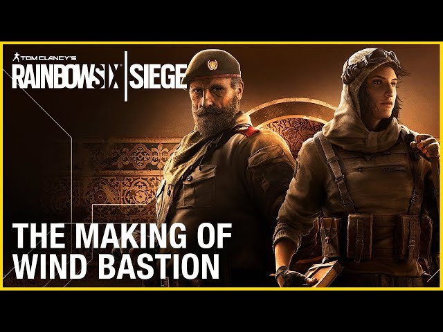 Play Effectively as Kaid and Nomad in Rainbow Six Siege