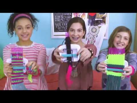 ALEX DIY Happy Little Loom Sizzle - YouTube