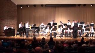 Shaker Hts MS Jazz Band- Smooth Operator- 4/16/2015
