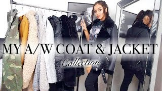 MY A/W COAT & JACKET COLLECTION