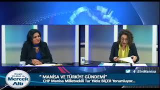 Tur Yıldız Biçer Manisa ve Ülke Gündemi (08.12.2017) NURGÜL YILMAZ & www.nurgulyilmaz.com Video
