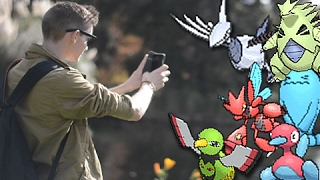 Catching All Gen 2 Pokemon in Pokemon GO?!!