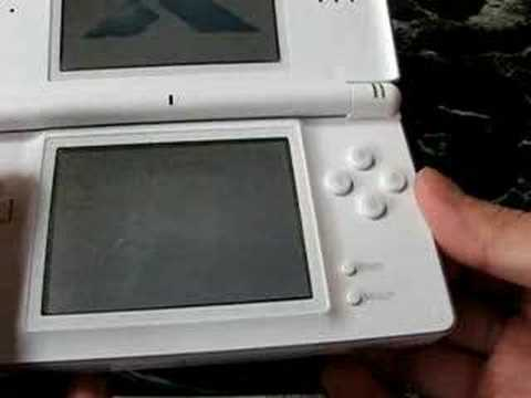 DS-Xtreme for Nintendo DS - MP3 Player Demonstration