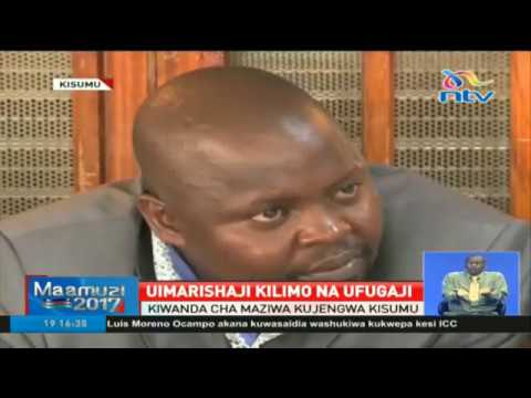Tazama taarifa sahihi na utendeti #NTVJioni sasa na Jane Ngoiri na Dann Mule