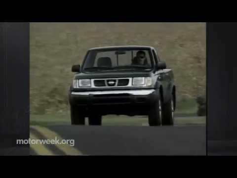 MotorWeek | Retro Review: 1998 Nissan Frontier