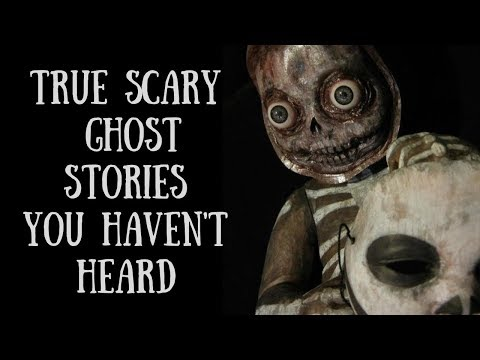 6 Scary True Ghost Stories (Woods Ghost, Old Homes, Military Stories)