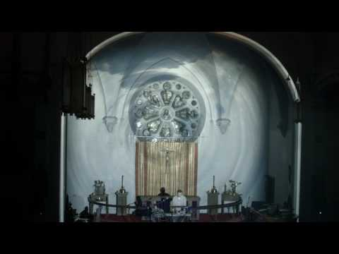 Steve Hauschildt live at Ambient Church Brooklyn
