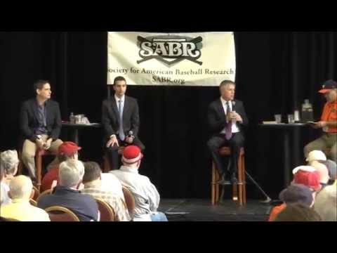 SABR 44: Decision Sciences Panel at Minute Maid Park
