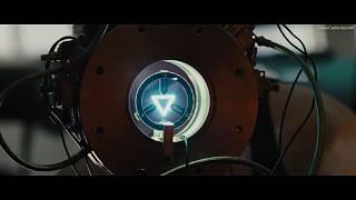Тони Старк создаёт Новый Элемент | Железный человек 2 | 4K ULTRA HD