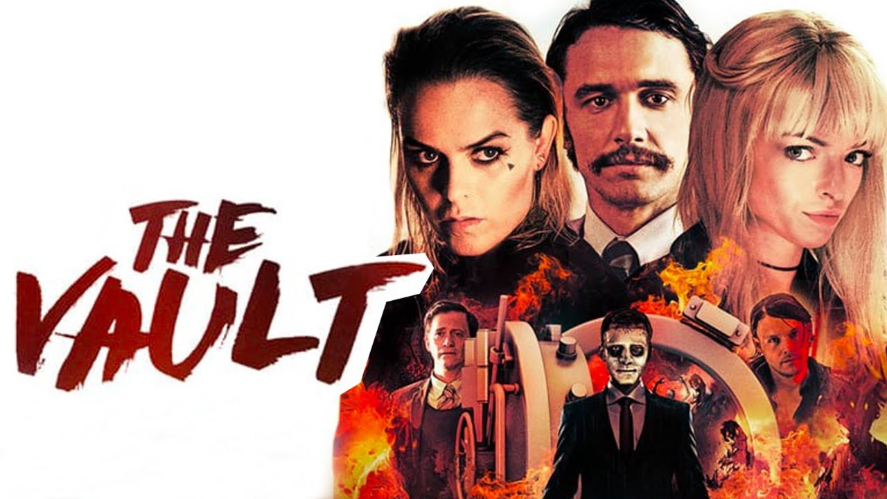 THE VAULT - Thriller Complet VF (avec James FRANCO)