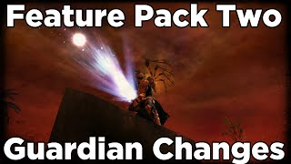Guardian Changes - September Feature Pack