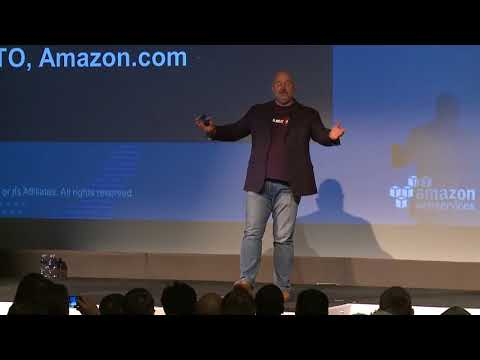 AWS Summit Cape Town 2017: Opening Keynote with Werner Vogels