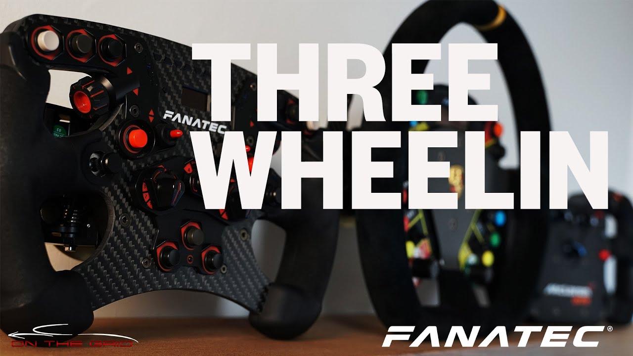 Best wheels from Fanatec