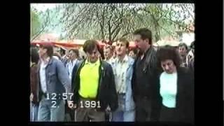 teferič Bogušići - Goražde 1991 god.