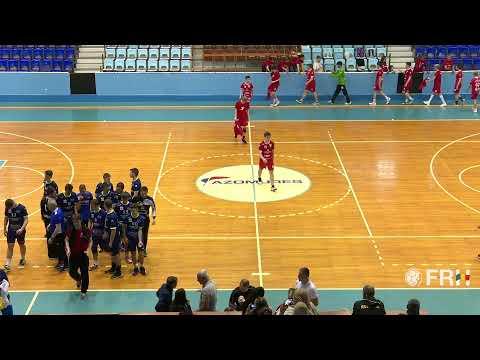 AHC Dobrogea Sub Constanța–CSS Rm.Vâlcea /Locurile 7-8 –Turneul Final J2 Masculin