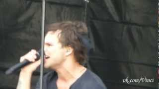 The Rasmus Friends Don T Do Like That Maxidrom Moscow 10 06 12