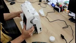 Устройство швейной машины - разбираем Brother Artwork 33A(Хотите узнать, как устроена бытовая швейная машина? Посмотрите на нее изнутри - разбираем Brother Artwork33A. Узнать..., 2016-06-14T13:48:25.000Z)