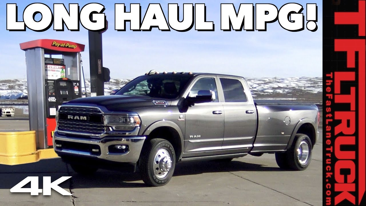 We Drive A 2019 Ram 3500 Over 750 Miles Here Is How
