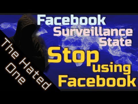 Facebook Surveillance State - True reason to stop using Facebook - Where Facebook sells your privacy