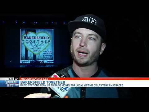 Bakersfield Together raises money for local victims of Vegas massacre