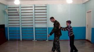 Урок Занятия рукопашным боем 5