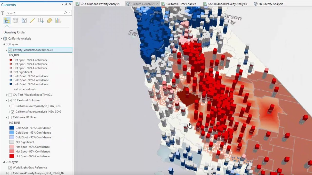 ArcGIS Pro 2 0 Launched: New Features and Detailed Tutorials
