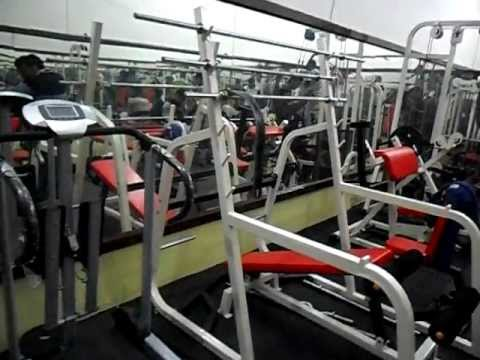 Bajrang Health club in KURUKSHETRA ,Gym in haryana INDIA syndicate gym equipments