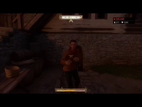 Kingdom Come Deliverance #3 A long road ahead