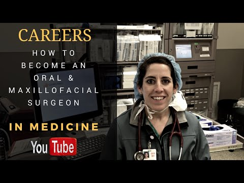 How To Become An Oral & Maxillofacial Surgeon | DDS/MD